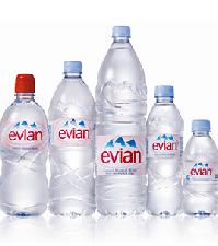 Waters Online Evian Volvic Perrier Veen Voss