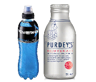 powerade, purdeys